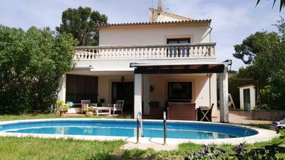 Photo for Dream House with Private Pool in Cala Ratjada