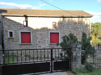 Photo for Holiday house, authentic, family - in the heart of Southern Ardèche