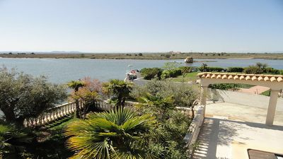 Photo for LUXURY VILLA OF 300 M2 AT THE WATERFRONT ON THE COSTA BRAVA
