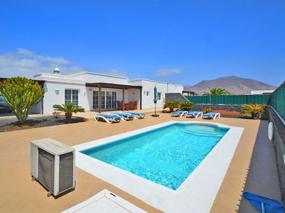 Photo for Casa Maria: Peaceful villa with private heated pool - Sleeps 6 - FREE WiFi