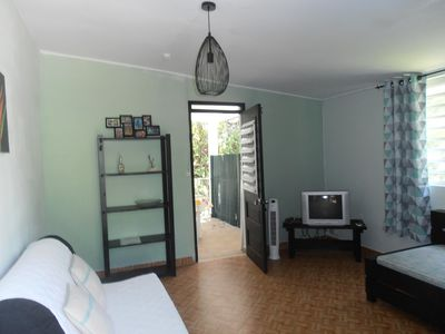 Photo for Spacious cottage near Sainte Anne beach Guadeloupe