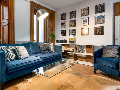 Photo for Artsy 4BR in Downtown Montréal by Sonder