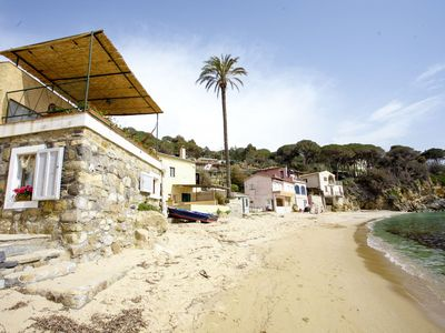 Photo for Studio Sottomarino on the beach of Forno