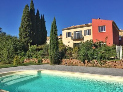 Photo for Former Winemakers House in the Vineyards with Pool
