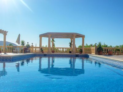 Photo for Vacation home L'Atzubia in Benidorm - 10 persons, 5 bedrooms