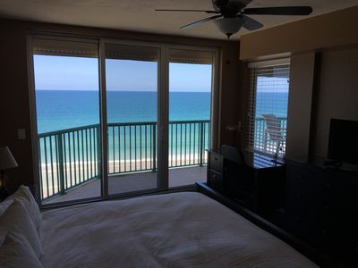 Photo for Large Newly Furnished Luxury 2 Bedroom, 2 Bath Direct Ocean Front