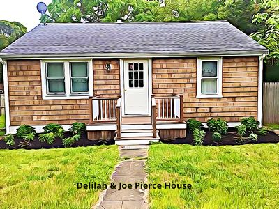 Photo for 2BR Cottage Vacation Rental in Oak Bluffs, Massachusetts