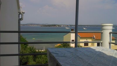 Photo for Apartment Rado  A4 Heinzov(5)  - Tkon, Island Pasman, Croatia