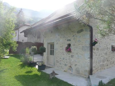 Photo for Charming house renovated in the heart of the vineyards of JONGIEUX
