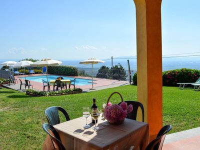 Photo for Vacation home Villa Le Castagne (SBR150) in San Baronto - 16 persons, 7 bedrooms
