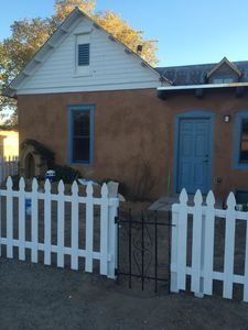 Photo for Historic 1880s Victorian Adobe House By Old Town.