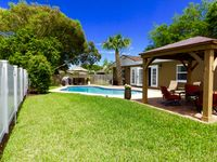 Property was impeccable; extremely comfortable and had everything you need; just like home!