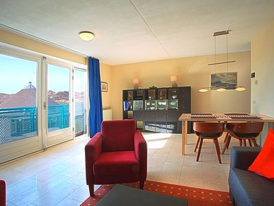 Photo for Modern apartment overlooking the dunes 350m to the North Sea WLAN parking