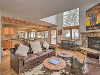 Photo for NEW! Home w/Hot Tub, 5 Mi. to Vail - By Free Bus!