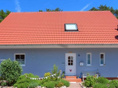 Photo for Holiday home - NEW - The blue holiday home by the sea with loving details