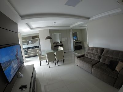 Photo for PROMOTION NEW APARTMENT, 3 BEDROOM C / SUITE, 8 GUESTS. 150 M BEACH WIFI