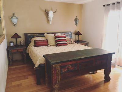 Photo for Easy Walk to the Plaza, Gated Retreat, nearby Ski Santa Fe!