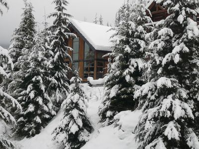 Photo for Ski-in/Ski-Out 5 Bedroom + Den 4.5 Baths Hot Tub Private Home