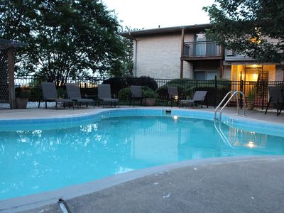 Photo for Poolside Escape near Downtown Little Rock, AR
