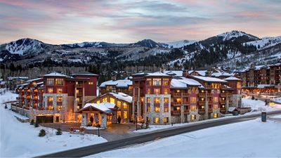 Photo for Sunrise Lodge at the Canyons Village, Ski-in/Ski-out