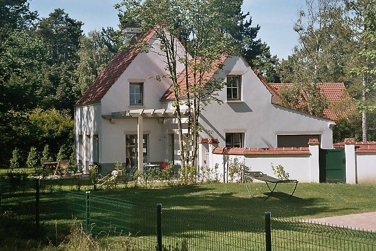 Hardelot-plage large comfortable holiday villa on the fairway \'Golf des ...