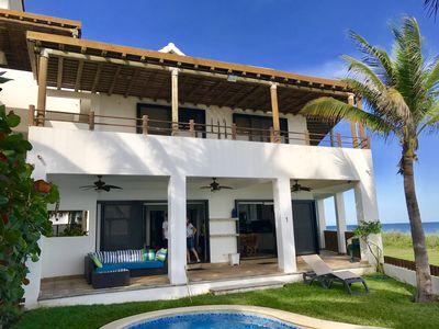 Photo for Exclusive Ocean Front Villa at Los Cabos - Monterrico Guatemala MR016