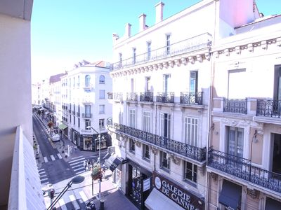 Photo for Charming flat next to the Croisette