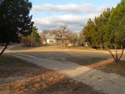 Photo for Spacious rambler. Big Porches. Scenic route. Bikers Welcome! Big Dogs No Problem