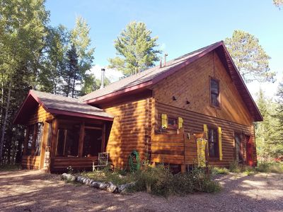 Photo for White Pine Retreat - A True Wilderness Setting In The Superior National Forest