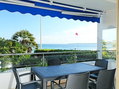 Photo for 3 bedroom Apartment, sleeps 5 in Cannes with Air Con and WiFi