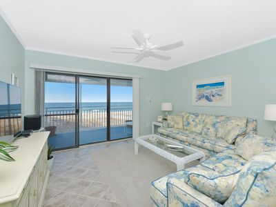 Photo for Absolutely Stunning & Like New! Direct Oceanfront 2 Bedroom Condo Close it All!