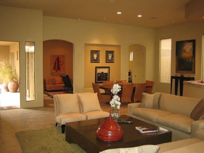 Photo for Gorgeous Grayhawk Home with Casita, Private Pool and Spa