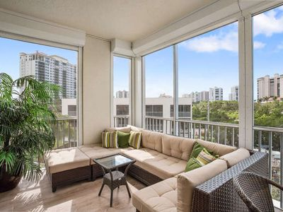 Photo for BEAUTIFULLY UPDATED THREE BEDROOM CONDO JUST MINUTES FROM VANDERBILT BEACH