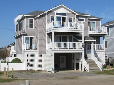 Photo for Signature Series 5 Bedroom Immaculate Semi-Oceanfront and Pet Friendly