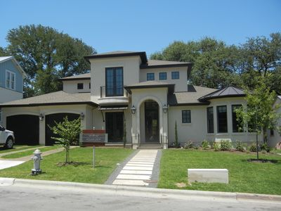 Photo for Gorgeous 4 Bedroom Home Minutes to Downtown in Central Austin!!