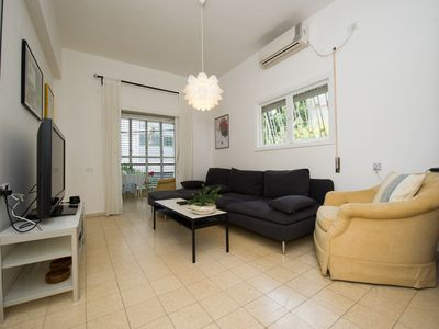 Photo for Nice apartment in best place of North Tel Aviv.