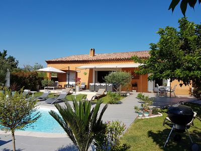 Photo for PROVENCE SALERNES BUNGALOW STRICTLY PRIVATE WITH POOL (heated)