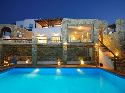 Photo for Beautiful Mykonos Pearl to rent in Mykonos by My Rental Homes
