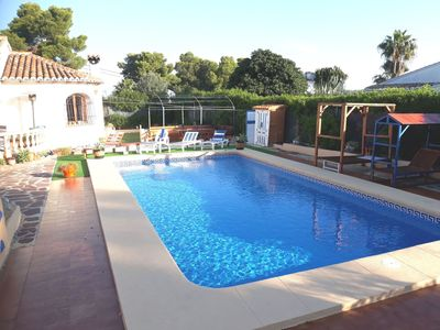 Photo for JAVEA VILLA - CASA MANAKA - BEACH/GOLF HOLIDAYS