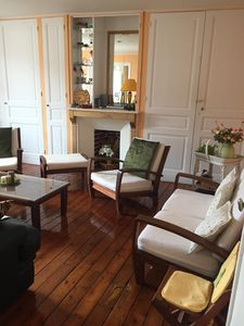 Photo for Beautiful apartment in Dieppe in the city center and seaside