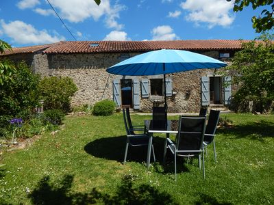Photo for Gite 6 pers with garden, spa and sauna in the Périgord vert
