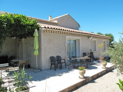 Photo for Vacation home Les Vignes (MBE100) in Ménerbes - 4 persons, 2 bedrooms