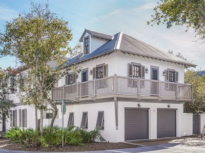 Photo for Gorgeous Carriage House in Rosemary Beach 1 Bedroom (Queen)+ Loft (King), 1 Bath