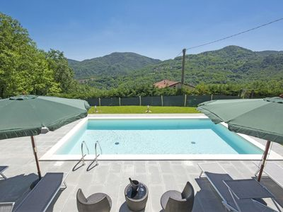 Photo for Stunning  villa for 2 guests with WIFI, pool, TV and parking