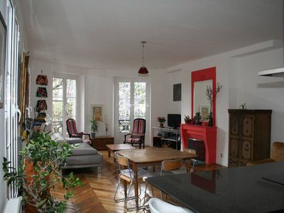 Photo for Family apartment in central Paris ... So Parisian