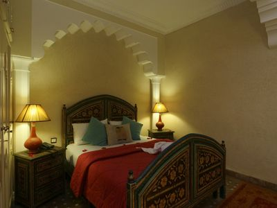 Photo for A lovely suite on the Medina of Marrakech