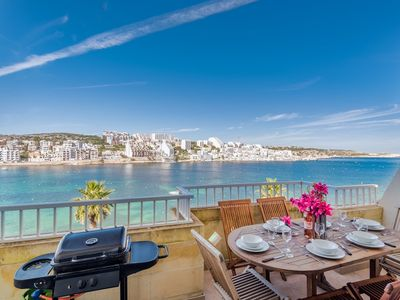 Photo for Blue Harbour 4 Seafront apartment