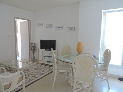 Photo for Apartment renovated to 100m from the port and shops