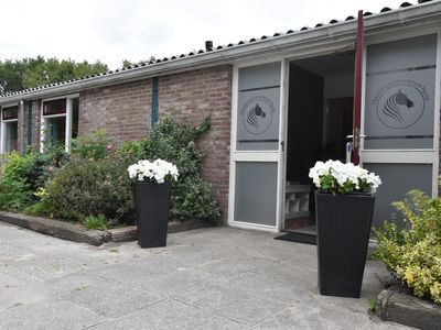 Photo for Comfortable group home at 5 min from the nature reserve of Dwingelderveld