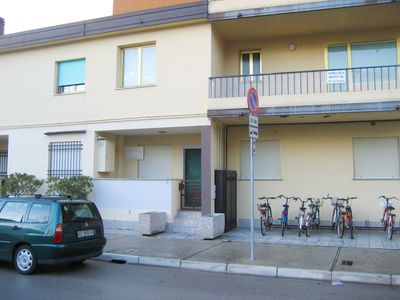 Photo for Holiday apartment 100 m from the beach with air conditioning